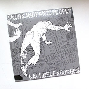 Jaquette de Skuds and Panic People